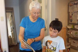 סדנה לסבים וסבתות